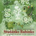 Studánko rubínko + CD - Jiřina Rákosníková