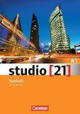Studio 21 A1 Testheft mit Audio-CD, Gesamtband - Hermann Funk