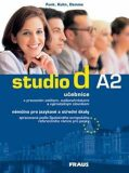 studio d A2 - učebnice + CD - Hermann Funk,  Christina Kuhn, ...