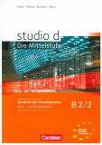 Studio d B2/2 Die Mittelstufe: Kurs-und Übungsbuch + CD - Hermann Funk
