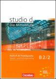 Studio d B2/2 Pracovní sešit - Hermann Funk