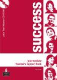 Success Intermediate Teacher´s Book Pack - Rod Fricker