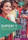 Super! 1 - učebnice a pracovní sešit němčiny A1 + CD zdarma - Sara Vicente, ...