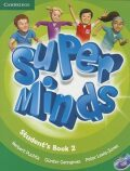 Super Minds Level 2 Students Book with DVD-ROM - Puchta Herbert