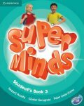Super Minds Level 3 Students Book with DVD-ROM - Puchta Herbert