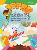 Superaktivity Náučné hry pro děti 5-7 let - EXBOOK