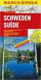 Švédsko/mapa 1:800T MD - neuveden