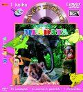 Svět zvířat - Mláďata (kniha omalovánek s DVD) - KM Records