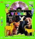 Svět zvířat - Zvířátka v lese (kniha omalovánek s DVD) - KM Records