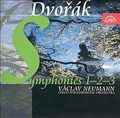 Symfonie č. 1 - 3 - 2CD - Antonín Dvořák