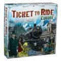 Ticket to Ride - Evropa - Společenská hra - Days of Wonder