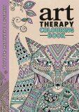 The Art Therapy Colouring Book - Hannah Davies, Richard Merritt