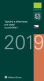 Tabulky a informace pro daně a podnikání 2019 - Ivan Brychta, ...