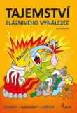 Tajemství bláznivého vynálezce - Iva Nováková