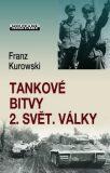 Tankové bitvy 2 svět. války - Franz Kurowski