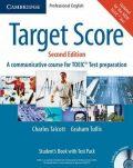 Target Score for the new TOEIC(TM) Test 2nd Edn: SB w A-CDs (2) - Graham Tullis, Charles Talcott
