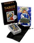 Tarot - Zrcadlo duše (kniha + karty) - Aleister Crowley, Gerd Ziegler