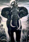 Tarzan as art - Milan Fibiger
