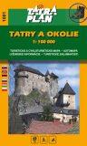 Tatry a okolie - Tatraplan