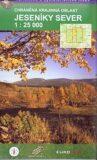 TCM 1:25T Jeseníky sever Eurokart - neuveden