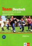 Team Deutsch Němčina pro 8. a 9. ročník základních škol Učebnice - Kolektiv autorů