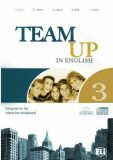 Team Up in English 3 Work Book + Student´s Audio CD (0-3-level version) - Smith,  Cattunar,  Morris, ...