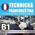 Technická francouzština B1 - kolektiv autorů