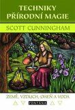 Techniky přírodní magie - Scott Cunningham