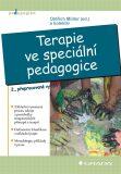 Terapie ve speciální pedagogice - kolektiv a,  Müller
