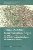 Terra – Ducatus – Marchionatus – Regio - Jana Fantysová