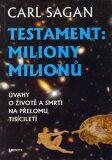 Testament: miliony milionů - Carl Sagan