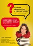 Studijní předpoklady a základy logiky 1.díl - kolektiv autorů