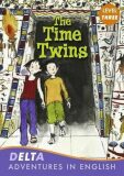 The Time Twins – Book + CD-Rom - Stephen Rabley