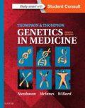 Thompson & Thompson Genetics in Medicine - kolektiv autorů