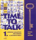 Time to talk 1 - kniha pro učitele - Tomáš Gráf, Sarah Peters