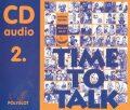 Time to talk 2 - audio CD - Tomáš Gráf, Sarah Peters