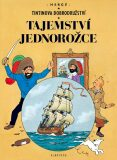 Tintin Tajemství jednorožce - Herge