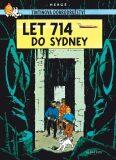 Tintin 22 - Let 714 do Sydney - Herge