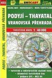 Podyjí - Thayatal, Vranovská přehrada 1:40 000 - SHOCART