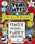 Tom Gates 12: Family, Friends and Furry Creatures - Liz Pichon