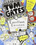 Tom Gates 2: Excellent Excuses - Liz Pichon