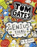 Tom Gates 4: Genius Ideas - Liz Pichon