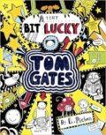Tom Gates 7: A Tiny Bit Lucky - Liz Pichon