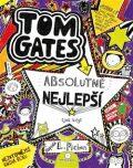 Tom Gates je absolutně nejlepší (jak kdy) - Liz Pichon