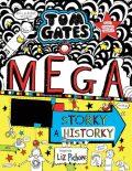 Tom Gates Mega storky a historky - Liz Pichon