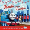 Tomáš jede do Londýna - na motivy knih REV. W. AWDRYHO - Mattel