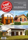 Top rodinné domy 2008 - Stavebnice rodinných domů