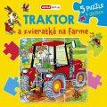 Traktor a zvieratká na farme - Pavlína Šamalíková