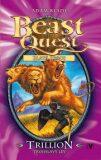 Trillion, trojhlavý lev, Beast Quest (12) - Adam Blade