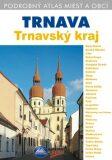 Trnava Trnavský kraj - Mapa Slovakia
